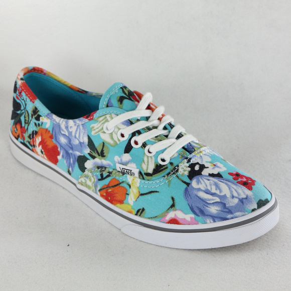 0e2b09be96 New VANS Era Vivid Floral Print Sneakers